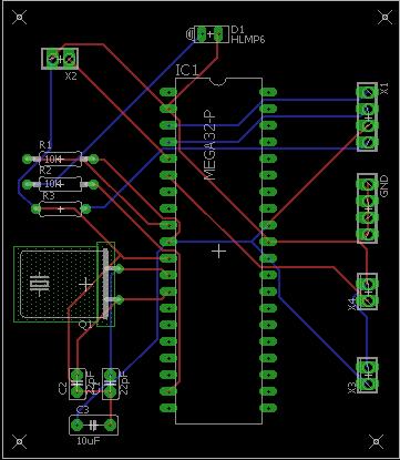 I/O Control Board