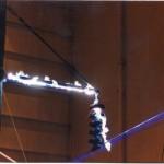 Critical Flashover Voltage of Composite Insulation