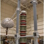 Study on AC Withstand Voltage, Lightning and Switching Impulse Withstand Voltage, Chopped Wave Withstand Voltage, Corona and Radio Influence Voltage (RIV) on 550 kV RLSwitcher, with SF6 Insulation