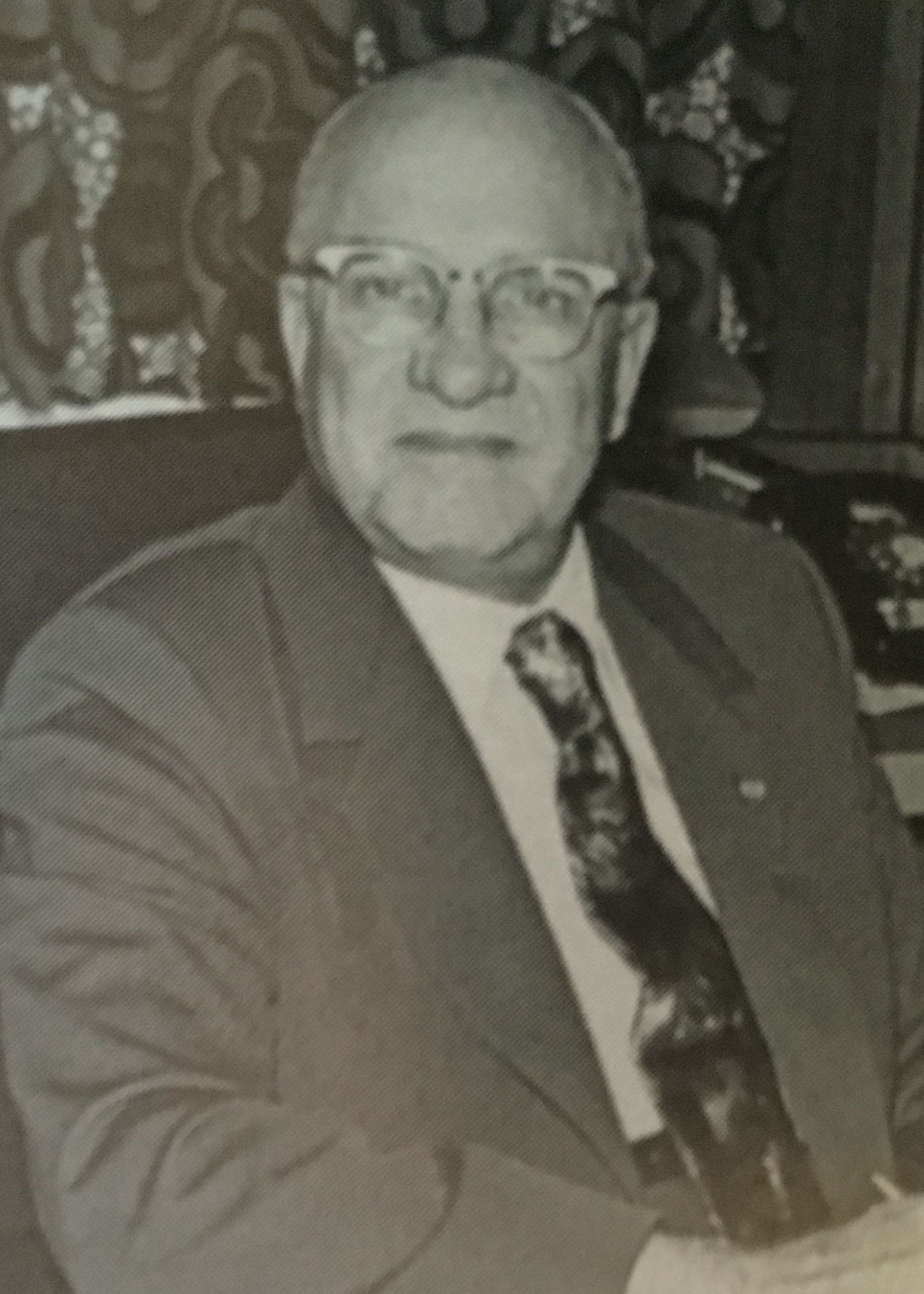 Harry Charles F. Simrall