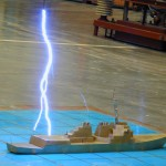 Lightning Protection of Naval Ships