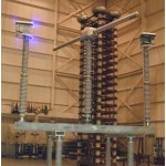 Study on AC Withstand Voltage, Lightning and Switching Critical Impulse Voltage (CFO), Visual Corona and Radio Influence Voltage (RIV) on Switchgears upto 500 kV